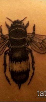 ТАТУИРОВКА ШМЕЛЬ №851 – достойный вариант рисунка, который удачно можно использовать для переработки и нанесения как татуировка шмель