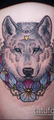 ТАТУИРОВКИ НЬЮ СКУЛ №861 – классный вариант рисунка, который легко можно использовать для доработки и нанесения как татуировки нью скул
