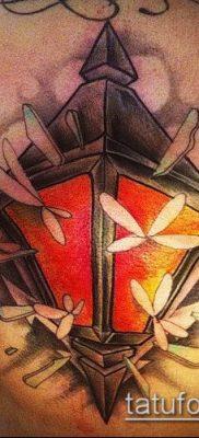 ТАТУИРОВКИ НЬЮ СКУЛ №522 – эксклюзивный вариант рисунка, который хорошо можно использовать для преобразования и нанесения как тату в стиле нью скул