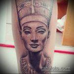 ТАТУ В ЕГИПЕТСКОМ СТИЛЕ №370 - интересный вариант рисунка, который хорошо можно использовать для доработки и нанесения как тату в египетском стиле для мужчин