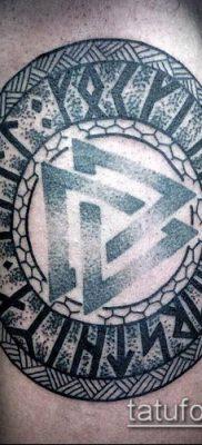 ТАТУИРОВКА СКАНДИНАВСКИЕ РУНЫ №475 – эксклюзивный вариант рисунка, который успешно можно использовать для переделки и нанесения как татуировка скандинавские руны шаг в будущее
