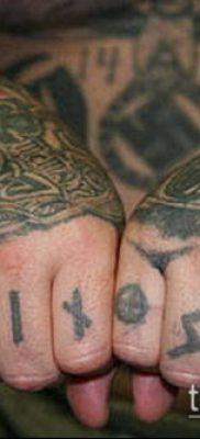 ТАТУИРОВКА СКАНДИНАВСКИЕ РУНЫ №515 – классный вариант рисунка, который легко можно использовать для переделки и нанесения как татуировка скандинавские руны йера