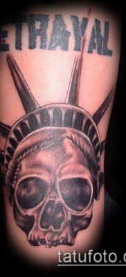 фото ТАТУ СТАТУЯ СВОБОДЫ (Tattoo) (значение) – пример рисунка – 044 tatufoto.com