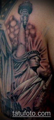 фото ТАТУ СТАТУЯ СВОБОДЫ (Tattoo) (значение) – пример рисунка – 066 tatufoto.com