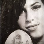фото Тату Эми Уайнхаус (tattoo) (значение) - пример рисунка - 014 tatufoto.com