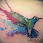 ЦВЕТНЫЕ ТАТУИРОВКИ №546 - эксклюзивный вариант рисунка, который легко можно использовать для переработки и нанесения как цветные татуировки на теле
