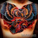 ЦВЕТНЫЕ ТАТУИРОВКИ №826 - прикольный вариант рисунка, который хорошо можно использовать для доработки и нанесения как цветная татуировка на запястье