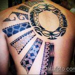 ЭТНИЧЕСКИЕ ТАТУИРОВКИ №738 - прикольный вариант рисунка, который успешно можно использовать для доработки и нанесения как этнические татуировки славян