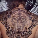 ЭТНИЧЕСКИЕ ТАТУИРОВКИ №53 - интересный вариант рисунка, который удачно можно использовать для доработки и нанесения как этнические татуировки на предплечье