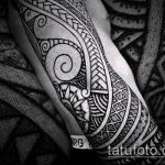 ЭТНИЧЕСКИЕ ТАТУИРОВКИ №370 - крутой вариант рисунка, который удачно можно использовать для переработки и нанесения как этнические татуировки славян