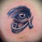 глаз гора тату №83 - уникальный вариант рисунка, который успешно можно использовать для переделки и нанесения как тату глаз гора значение для женщин