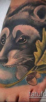дубовые листья тату №393 – достойный вариант рисунка, который легко можно использовать для доработки и нанесения как листья дуба тату