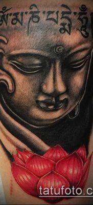 фото тату Будда (Buddha tattoo) (значение) – пример рисунка – 017 tatufoto.com