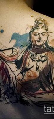 фото тату Будда (Buddha tattoo) (значение) – пример рисунка – 028 tatufoto.com