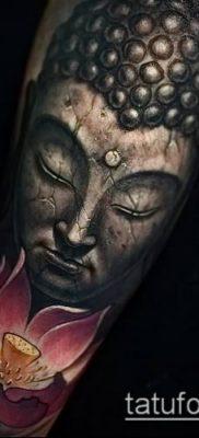 фото тату Будда (Buddha tattoo) (значение) – пример рисунка – 032 tatufoto.com