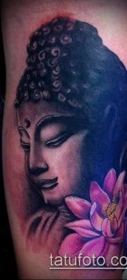 фото тату Будда (Buddha tattoo) (значение) – пример рисунка – 036 tatufoto.com