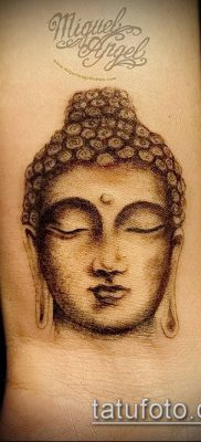 фото тату Будда (Buddha tattoo) (значение) – пример рисунка – 040 tatufoto.com