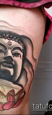 фото тату Будда (Buddha tattoo) (значение) – пример рисунка – 042 tatufoto.com