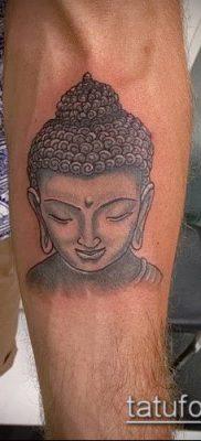 фото тату Будда (Buddha tattoo) (значение) – пример рисунка – 047 tatufoto.com
