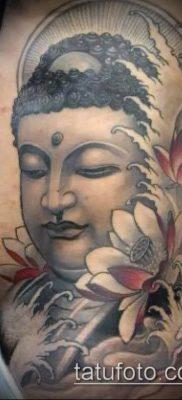 фото тату Будда (Buddha tattoo) (значение) – пример рисунка – 048 tatufoto.com