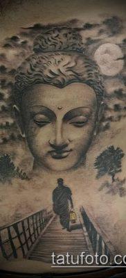 фото тату Будда (Buddha tattoo) (значение) – пример рисунка – 049 tatufoto.com