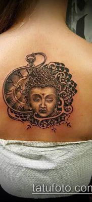 фото тату Будда (Buddha tattoo) (значение) – пример рисунка – 055 tatufoto.com