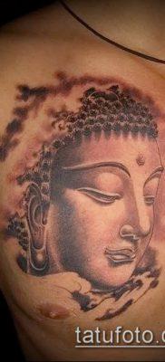 фото тату Будда (Buddha tattoo) (значение) – пример рисунка – 056 tatufoto.com
