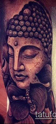 фото тату Будда (Buddha tattoo) (значение) – пример рисунка – 060 tatufoto.com