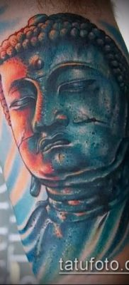 фото тату Будда (Buddha tattoo) (значение) – пример рисунка – 062 tatufoto.com