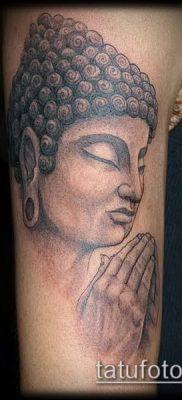 фото тату Будда (Buddha tattoo) (значение) – пример рисунка – 065 tatufoto.com