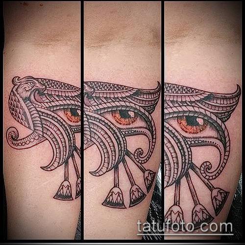 фото тату РА (Tattoo Ra) (значение) - пример рисунка - 001 tatufoto.com