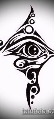 фото тату РА (Tattoo Ra) (значение) – пример рисунка – 002 tatufoto.com