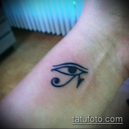 фото тату РА (Tattoo Ra) (значение) - пример рисунка - 019 tatufoto.com