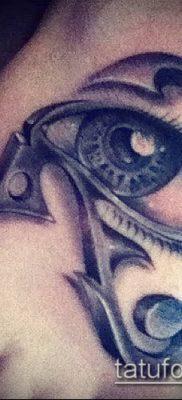фото тату РА (Tattoo Ra) (значение) – пример рисунка – 030 tatufoto.com