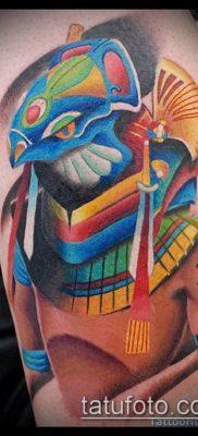 фото тату РА (Tattoo Ra) (значение) – пример рисунка – 031 tatufoto.com