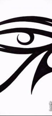 фото тату РА (Tattoo Ra) (значение) – пример рисунка – 037 tatufoto.com