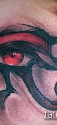 фото тату РА (Tattoo Ra) (значение) – пример рисунка – 033337 tatufoto.com