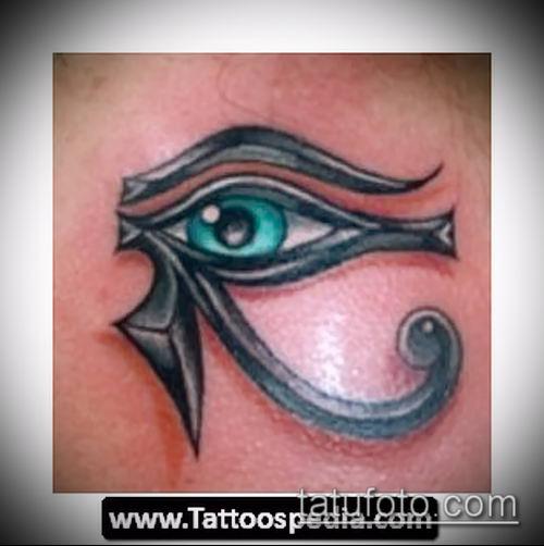 фото тату РА (Tattoo Ra) (значение) - пример рисунка - 045 tatufoto.com