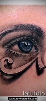 фото тату РА (Tattoo Ra) (значение) – пример рисунка – 046 tatufoto.com