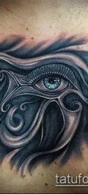 фото тату РА (Tattoo Ra) (значение) – пример рисунка – 053 tatufoto.com