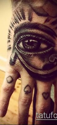 фото тату РА (Tattoo Ra) (значение) – пример рисунка – 056 tatufoto.com