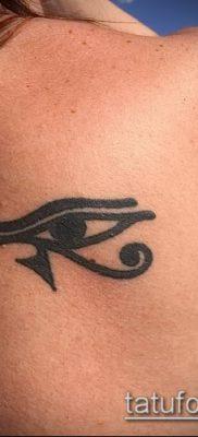 фото тату РА (Tattoo Ra) (значение) – пример рисунка – 061 tatufoto.com