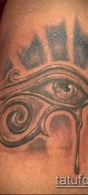 фото тату РА (Tattoo Ra) (значение) – пример рисунка – 064 tatufoto.com