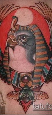 фото тату РА (Tattoo Ra) (значение) – пример рисунка – 074 tatufoto.com