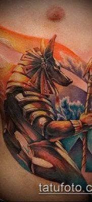 фото тату РА (Tattoo Ra) (значение) – пример рисунка – 075 tatufoto.com