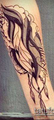 фото тату абстракция (tattoo abstraction) (значение) – пример рисунка – 018 tatufoto.com
