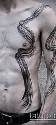 фото тату абстракция (tattoo abstraction) (значение) – пример рисунка – 028 tatufoto.com