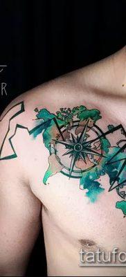 фото тату абстракция (tattoo abstraction) (значение) – пример рисунка – 030 tatufoto.com
