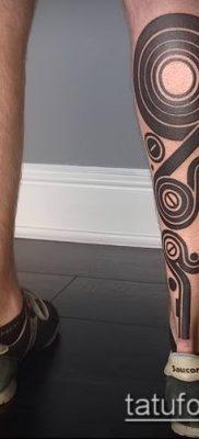 фото тату абстракция (tattoo abstraction) (значение) – пример рисунка – 040 tatufoto.com