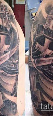 фото тату богатырь (strong man tattoo) (значение) – пример рисунка – 004 tatufoto.com